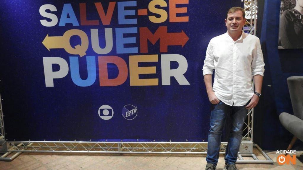 """Mercado publicitário de São Carlos prestigia lançamento da novela """"Salve-se Quem Puder"""""""