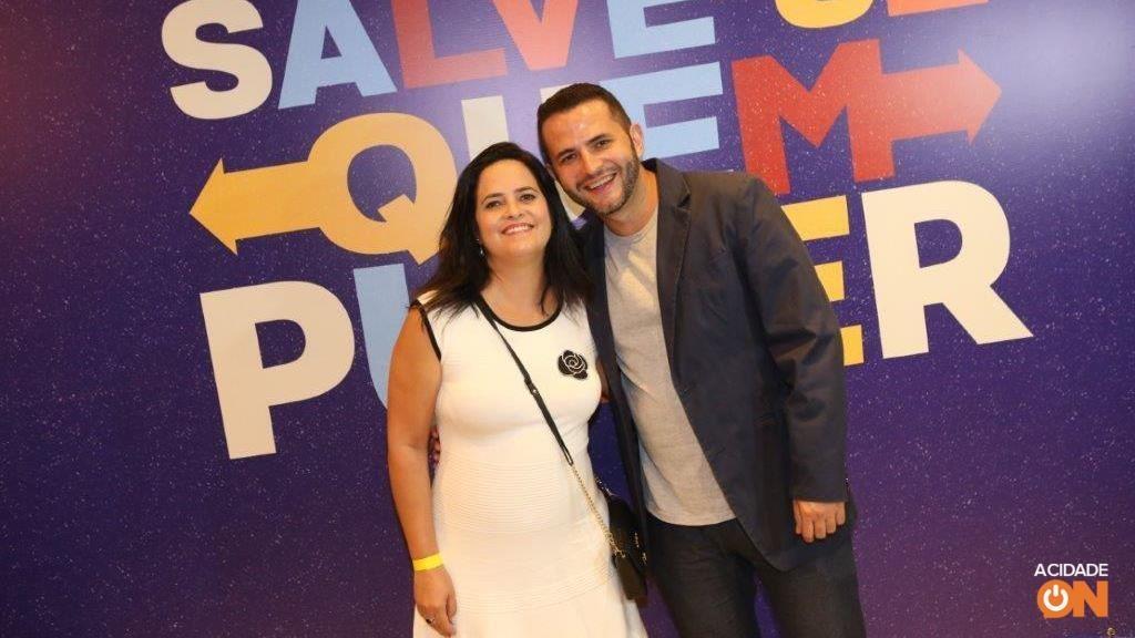 """Mercado publicitário de Ribeirão Preto prestigia lançamento da novela """"Salve-se Quem Puder"""""""