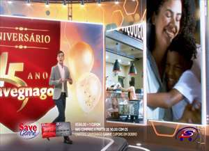 Savegnago celebra 45 anos distribuindo mais de R$ 1,5 milhão em prêmios na campanha de aniversário e anuncia novo site e aplicativo