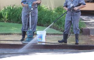 Rio Claro adota multa para quem for flagrado desperdiçando água
