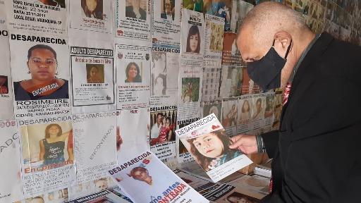 Conheça movimentos da região que lutam pela prevenção e na busca de pessoas desaparecidas