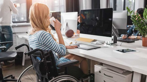 Lei de Cotas que instituições com 100 ou mais funcionários deve ser obrigada a ter de 2 a 5% de cargos preenchidos por deficientes. Foto: Reprodução - Foto: ACidade ON - São Carlos