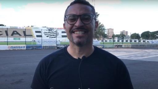 Acleisson Scaion relembra a trajetória como atleta e projeta futuro como gerente de futebol do Comercial