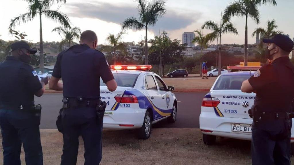 Agentes da Guarda Civil Metropolitana - Foto: Divulgação/ GCM