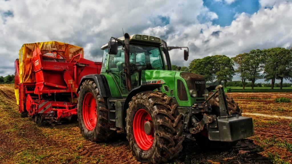 Agropecuária - Foto: Divulgação