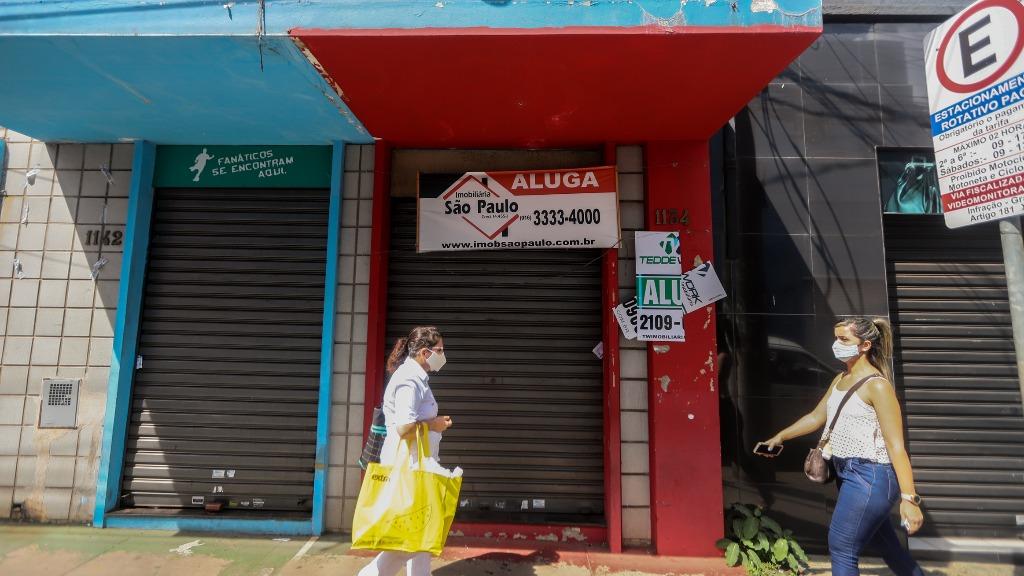 Centro de Araraquara tem ao menos 49 pontos à venda ou para alugar