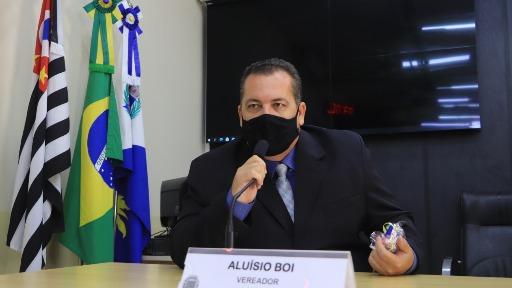 Aloísio Boi (MDB) explica obrigatoriedade da vacinação de agentes públicos