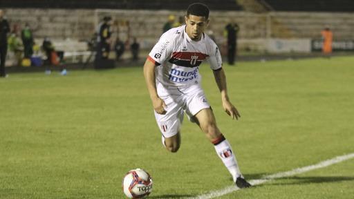 Ariel exalta companheiros de ataque do Botafogo-SP - Foto: Divulgação/ Botafogo FC