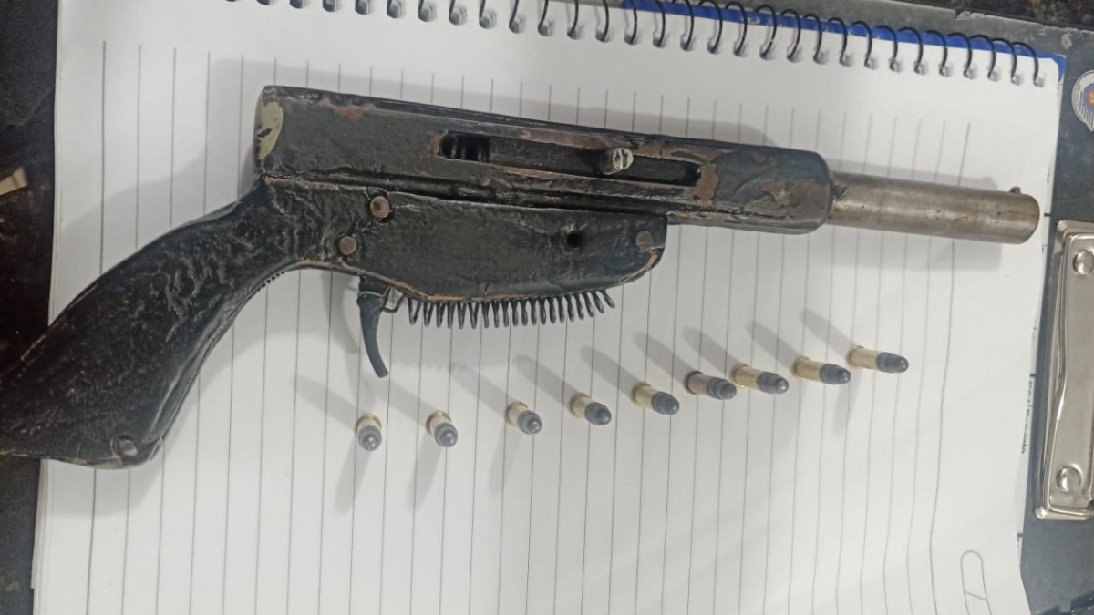 Mãe denuncia filho por porte ilegal de arma em Ribeirão Bonito