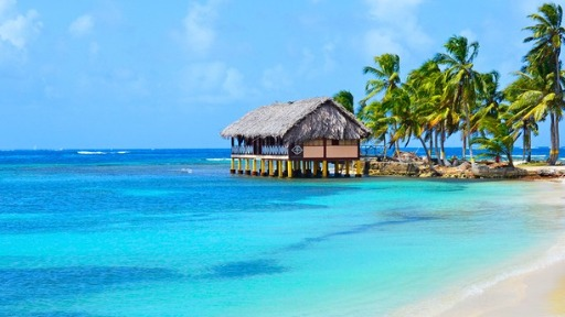 Destino da CBN é o arquipélago de San Blás, no Panamá