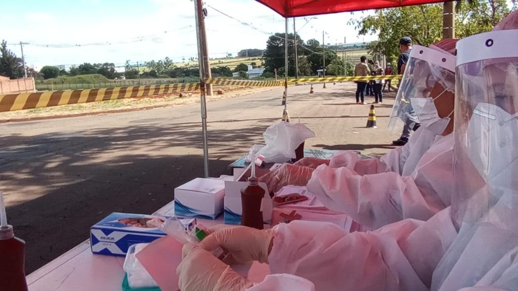 Araraquara segue com barreiras sanitárias - Foto: Eliel Almeida/CBN Araraquara - Foto: CBN Araraquara