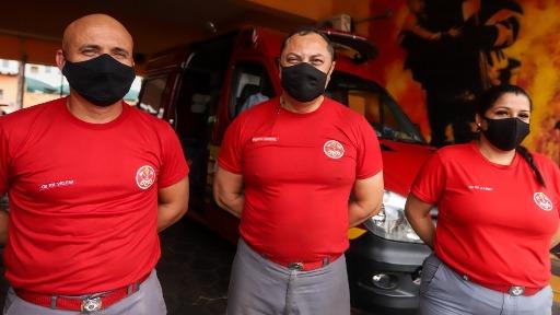 Antônio Carlos de Freitas Velosa (esquerda), Adilson André Portunelli (centro) e Juliany da Silva (direita) - Foto: Amanda Rocha/ACidade ON - Foto: ACidade ON - Araraquara