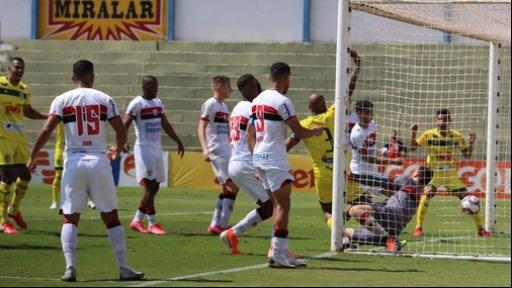 Botafogo-SP tem a pior campanha na Série C, desde o acesso em 2016