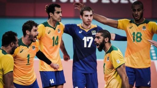 Balanço do Brasil nos Jogos Olímpicos e Partidas do Brasileirão
