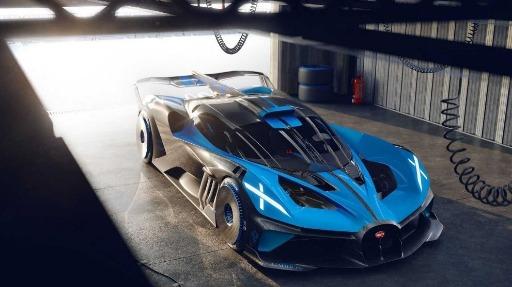 Um carro esportivo, de luxo, mas que só dá prejuízo... saiba mais sobre o Bugatti
