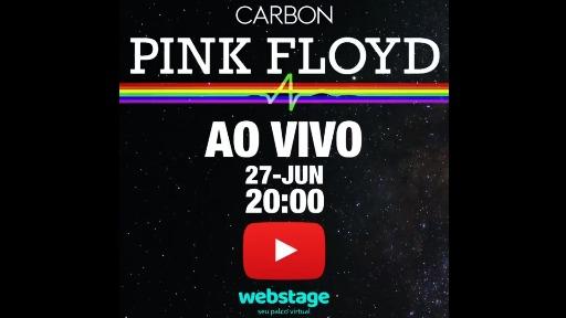 Curte rock de qualidade? Banda Carbon Pink Floyd agita as redes no domingo a noite (27)