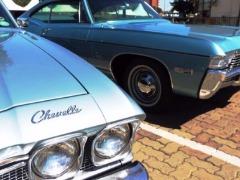 Clube de carro antigo