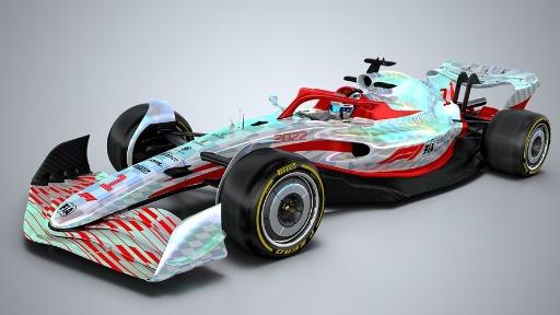 Fórmula 1 anuncia como será seus carros para a temporada 2022
