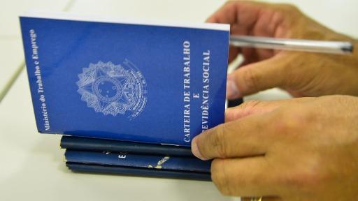 Araraquara tem 695 carteiras de trabalho assinadas em outubro