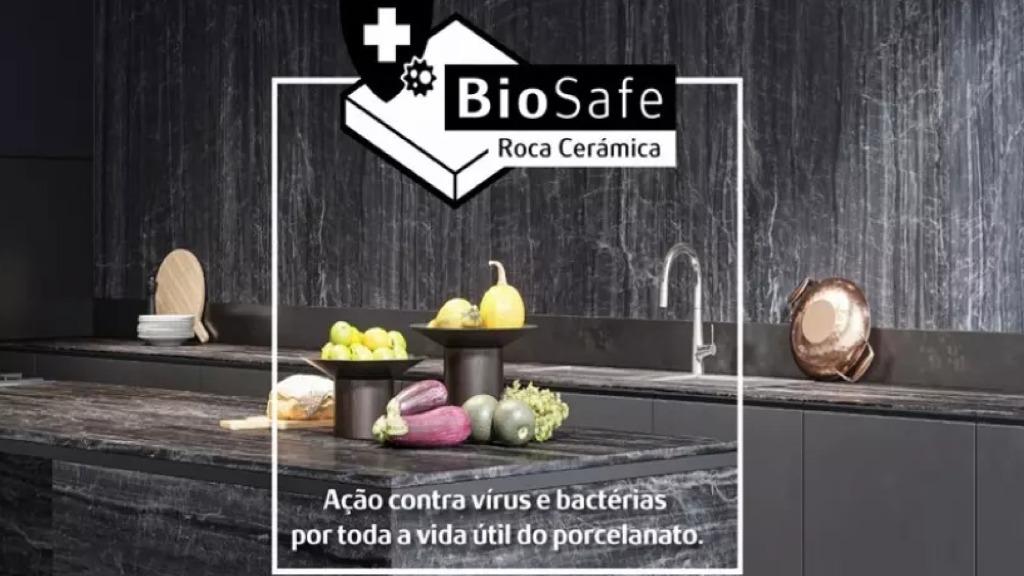 Casa Rara apresenta porcelanato que elimina vírus e bactéria