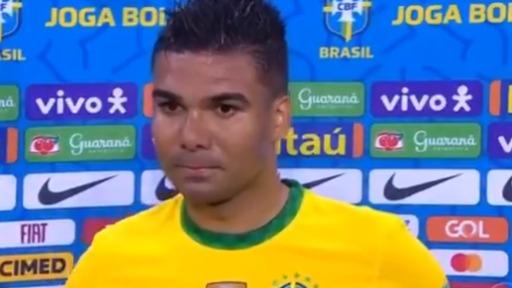 Seleção faz boa partida contra o Paraguai, mas decepciona em manifesto