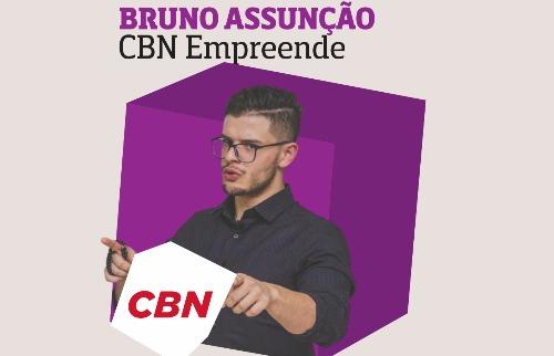 Bruno Assunção - CBN Empreende