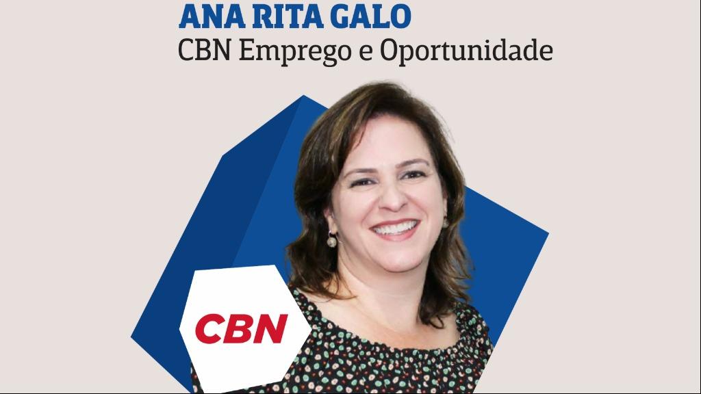 Ana Rita Galo - CBN Emprego e Oportunidades