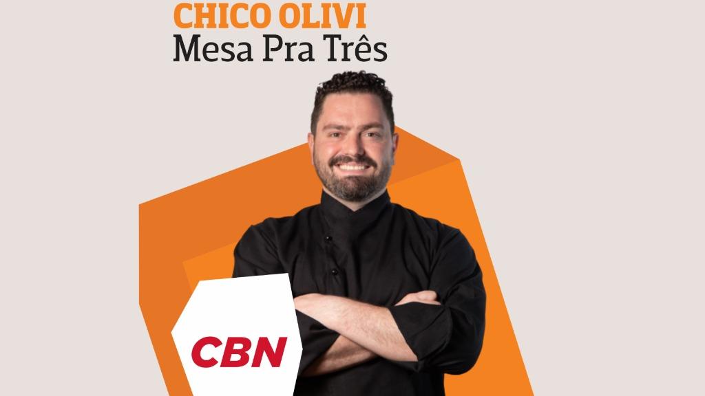 Chico Olivi - CBN Mesa Pra Três