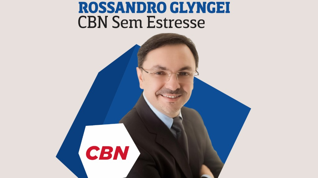 Rossandro Glyngei - CBN Sem Estresse