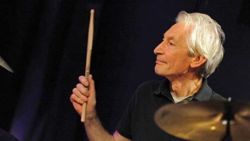 Conheça mais do baterista do Rolling Stones, Charlie Watts