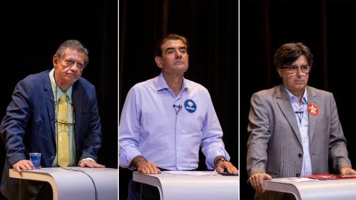 Chiarelli (Patriota) e Nogueira (PSDB) são os mais rejeitados, segundo pesquisa