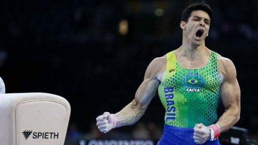 Campeão pan-americano e representante da região na ginástica artística em Tóquio, conheça Chico Barretto