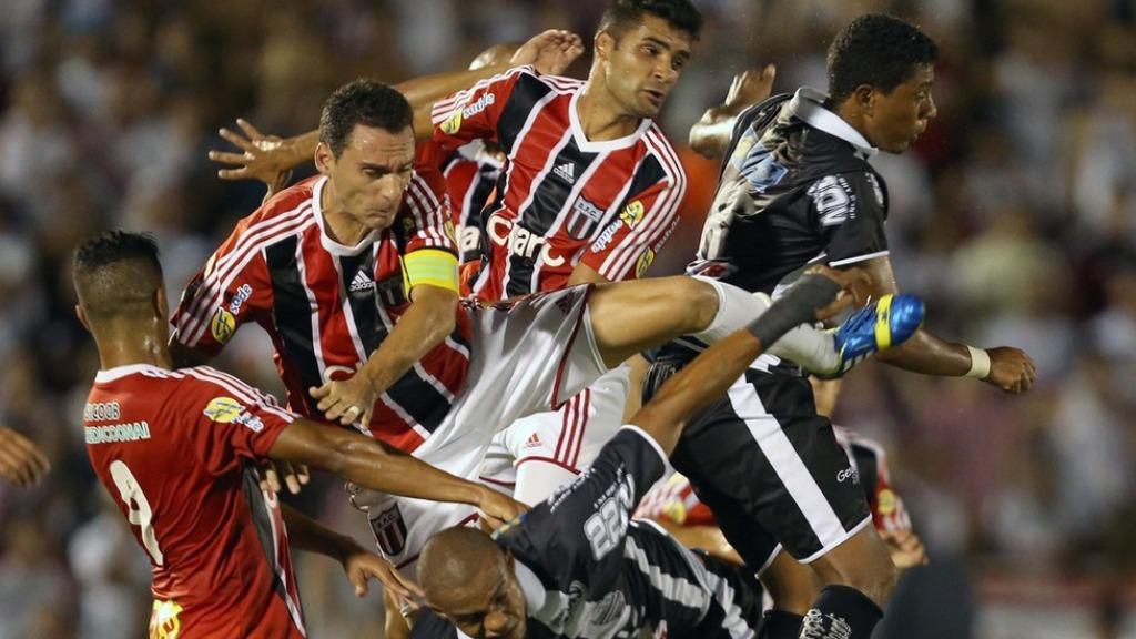 Clássicos Come-Fogo pela Copa Paulista acontecem nos dias 21 de setembro e 12 de outubro