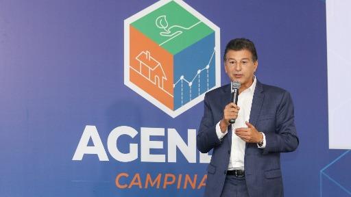 """5a edição do Agenda Campinas promove debate sobre """"O Futuro da Saúde"""""""