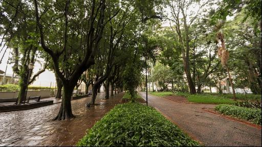 Conheça a Praça da Independência em Araraquara