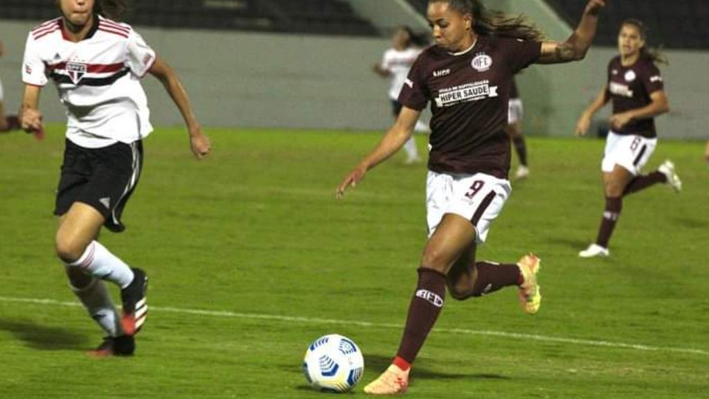 Com gol mal anulado, AFE empata com o São Paulo no Brasileiro