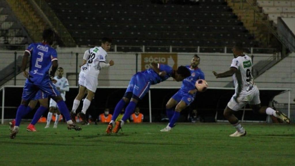 Comercial cede empate de 1 a 1 ao Penapolense, lanterna da Série A3