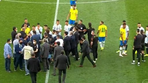 Derrota do São Carlos, vitória do Grêmio São Carlense e a suspensão do jogo Brasil e Argentina