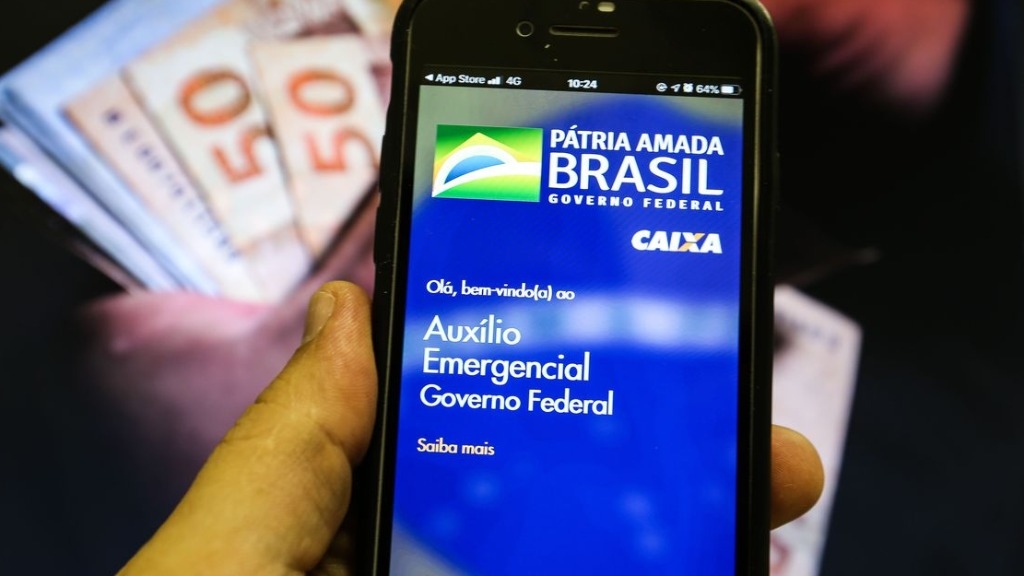 Saque do Auxílio Emergencial está liberado a partir desta sexta (30) para quem nasceu em janeiro