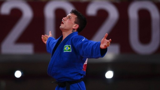Balanço olímpico do Brasil nas modalidades de lutas é positivo