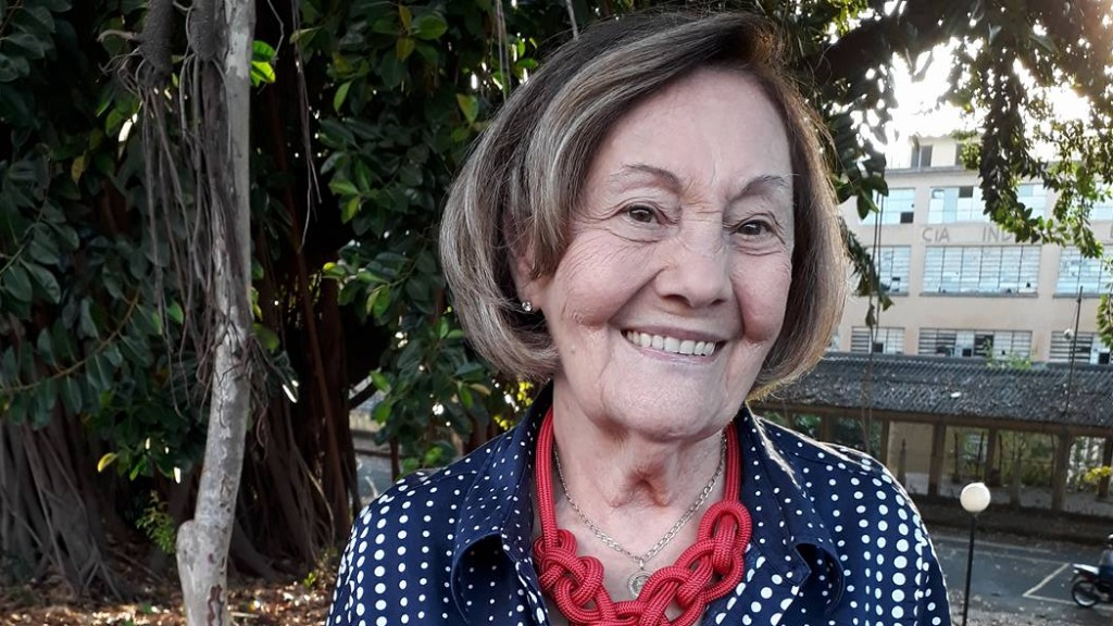 Conheça a idosa que aos 88 anos é digital influencer