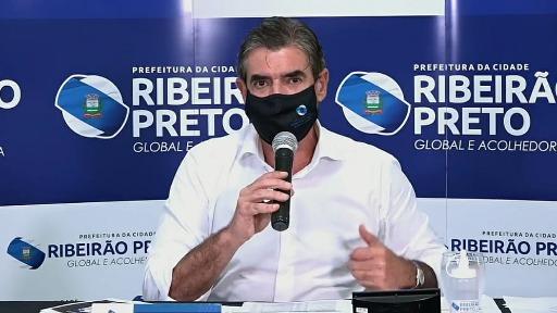 Duarte Nogueira veta projeto que permite a divulgação da lista de vacinados aos vereadores