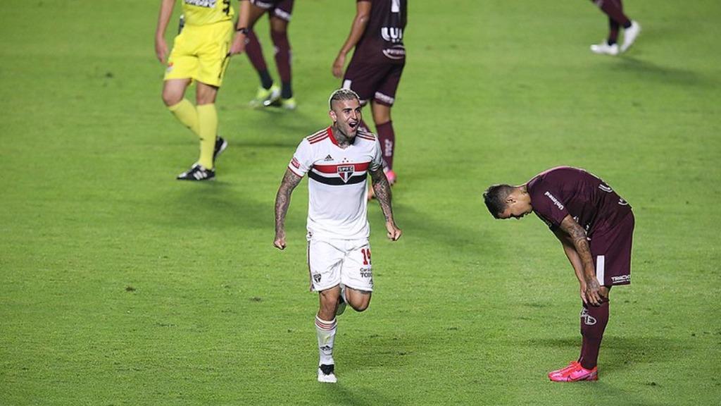 AFE sofre goleada do São Paulo e é desclassificada do Paulista