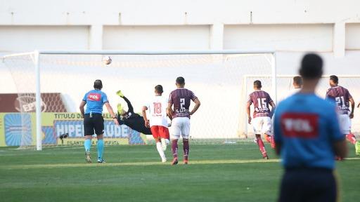 Wagner pega pênalti e AFE supera o Boa Esporte na Fonte