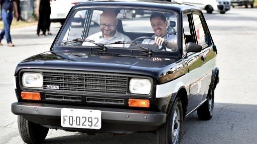 Você sabe qual foi o primeiro carro FIAT produzido no Brasil?