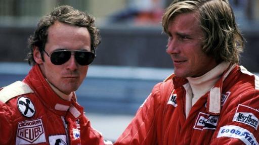 Nicki Lauda vs James Hunt: relembre a rivalidade no filme