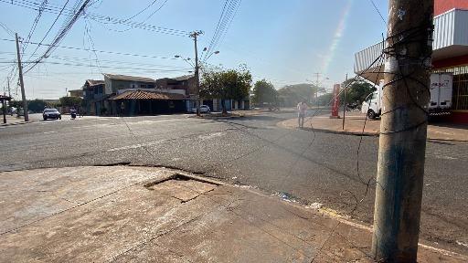 CPFL já foi multada 18 vezes pela Prefeitura de Ribeirão por fios em situações irregulares