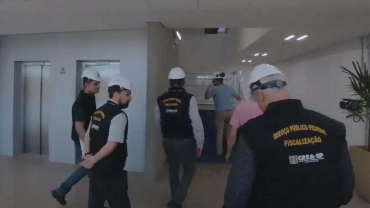 Crea-SP realiza operação em dez cidades da região para fiscalizar o exercício da profissão
