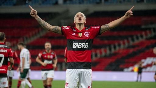 Flamengo vence o Palmeiras por 1 a 0 na estreia do Brasileirão
