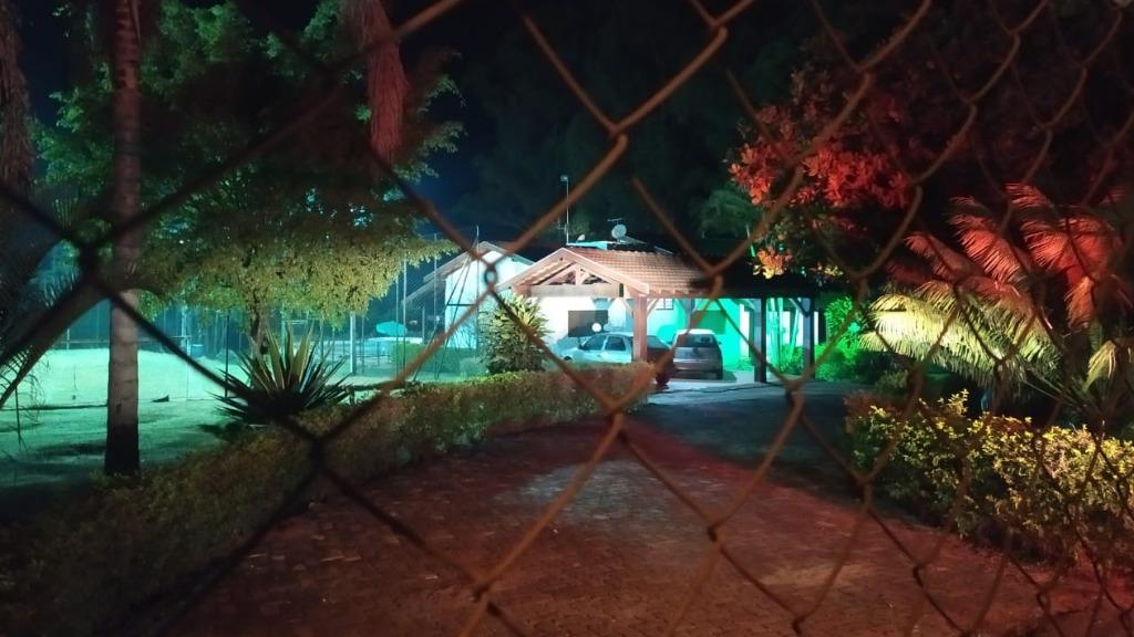 Força-tarefa encerra festas e aplica multas em chácaras no Vale do Uirapuru